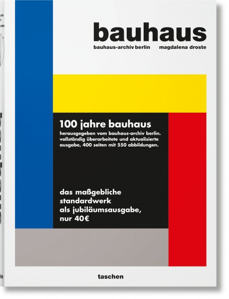 Buch 100 Jahre Bauhaus