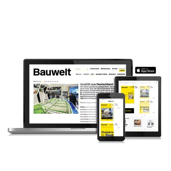 Bauwelt Digital