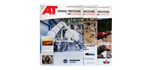 AT MINERAL PROCESSING WORLDWIDE Abonnement
