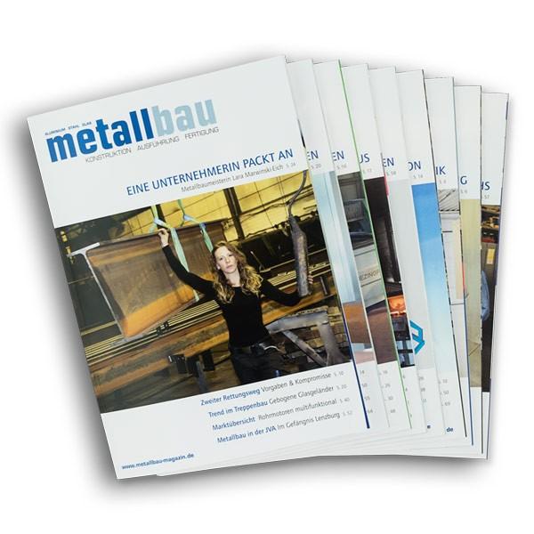 metallbau Abonnement