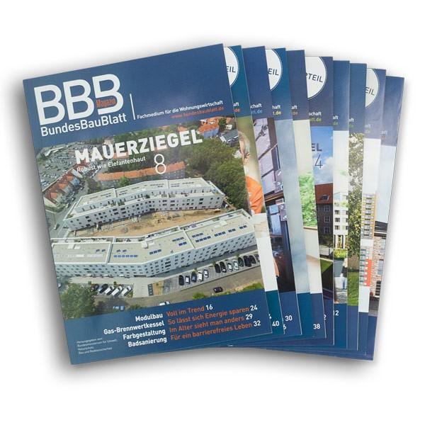 BundesBauBlatt Abonnement