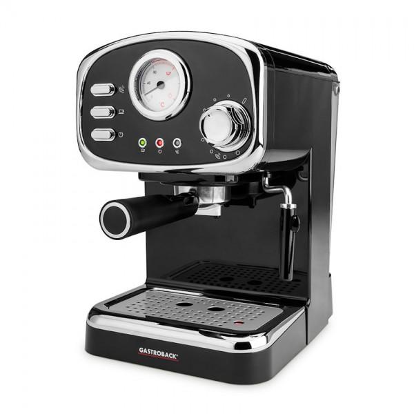 GASTROBACK Design Espressomaschine Basic