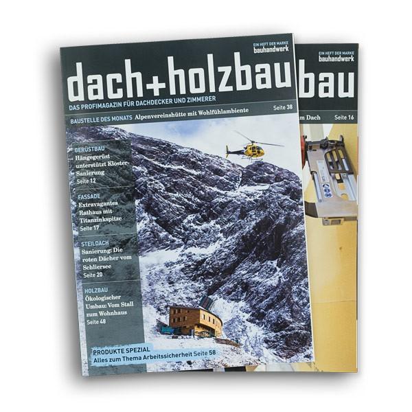 dach+holzbau Einzelheft