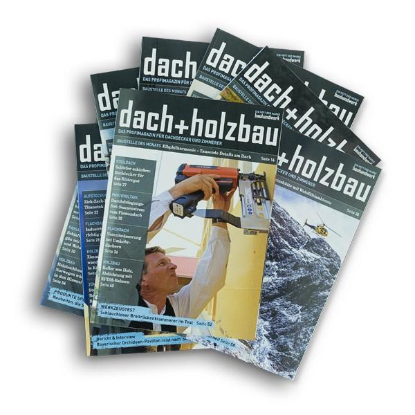 dach+holzbau Abonnement