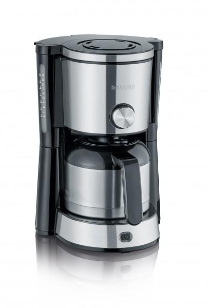 SEVERIN Kaffeeautomat mit Edelstahl-Thermoskanne
